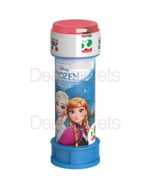Disney frozen παιχνίδι σαπουνόφουσκες 60ml display 12τεμάχια