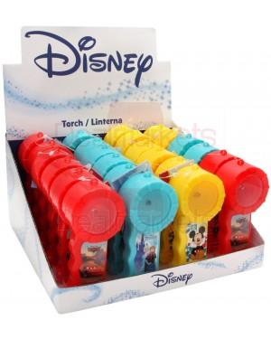 Disney φακός παιχνίδι display 24τεμ