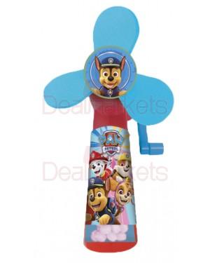 Dolci παιδικές φιγούρες ανεμιστήρας με καραμέλες 5gr display 12τεμ