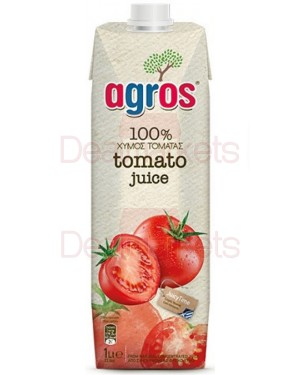 Χυμός Ντομάτας Agros 1L