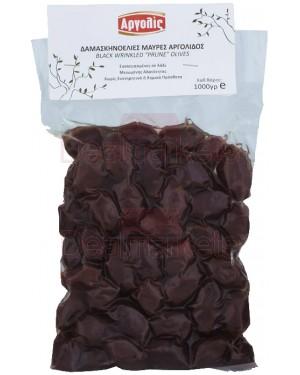 Δαμασκηνιελιές μαύρες Αργολίς (λίγο αλάτι) Νο 71 1Kg