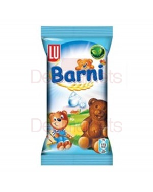 Κέικ μίνι Barni με γέμιση κρέμα γάλακτος 30gr