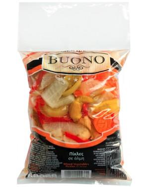 Πίκλες BUONO Ά ποιότητα σακούλα 1kg