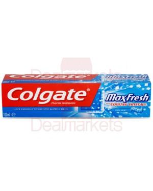 Colgate οδοντοκρεμα max fresh cool mint 100ml