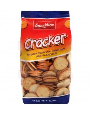 Crackers Snackline σε σακούλα 300gr