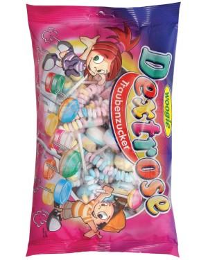 Καραμέλες Woogie γεύση φρούτων Party Bag 400gr