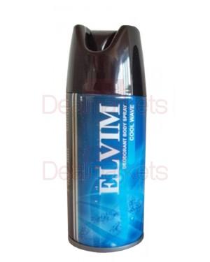 Elvim αποσμητικό σώματος ανδρικό 150ml wave