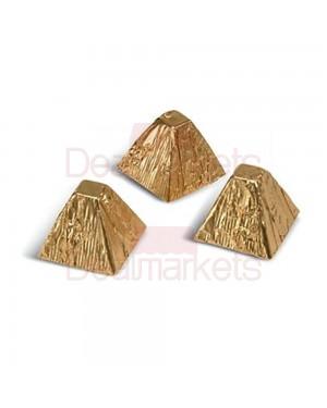 Κεράσματα oscar σοκολάτας γάλακτος με πραλίνα σε σχήμα πυραμίδας 3.5kg