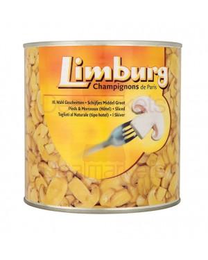 Μανιτάρια κομμένα Limburg 800gr