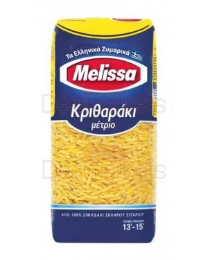 Κριθαράκι μέτριο Melissa 500g