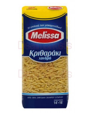 Κριθαράκι χοντρό Melissa 500g