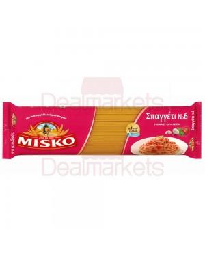 Μακαρόνια Misko No.6 500gr