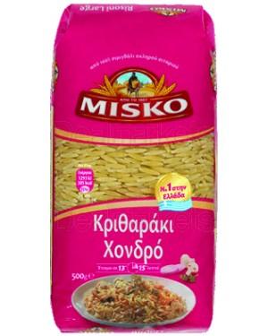 Κριθαράκι MISKO χοντρό 500gr