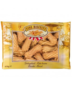 Τραγανά μπισκότα βουτύρου σε συσκευασία των 450g