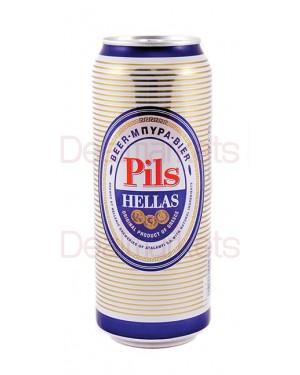 Μπύρα Pils Hellas Κουτί 500ml