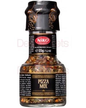 Μείγμα μπαχαρικών Wiko για πίτσα σε μύλο 35gr
