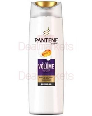 Pantene pro-v volume σαμπουάν για πλούσιο όγκο 360ml ελλ.