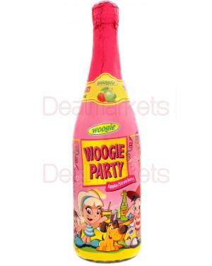 Παιδικό ποτό χωρίς αλκοόλ με μήλο και φράουλα