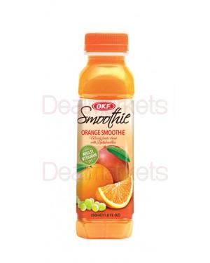 Smoothie Okf grape, orange, mango 350 ml (Πορτοκαλί)