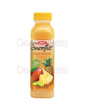 Smoothie Okf grape, pineapple, mango 350 ml (Κίτρινο)
