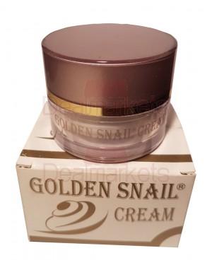 Κρέμα προσώπου Snail Golden αναζωογονητική στα 40ml