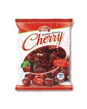Σοκολατάκια υγείας Cherry Oscar με γέμιση κεράσι 200gr