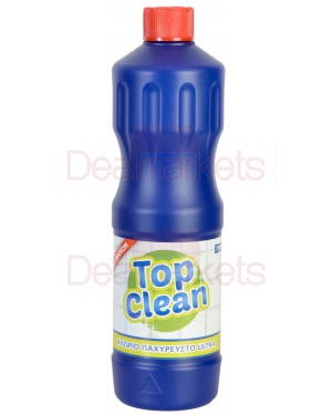 Χλωρίνη top clean classic 750ml