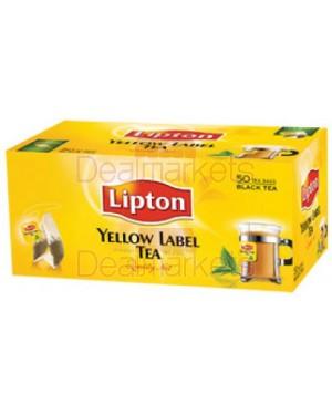 Lipton τσάι φακ. συσκευασία (50x2gr)