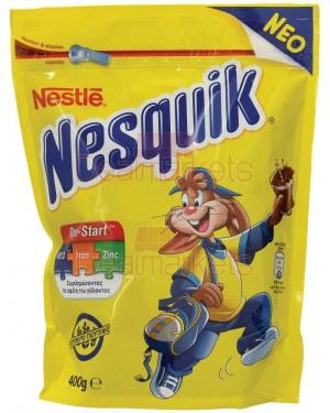 Nesquik Σακούλα Στιγμιαίο Ρόφημα Κακάο 400gr