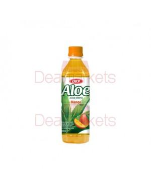 Χυμός OKF Aloe Vera Mango sugar free 500ml