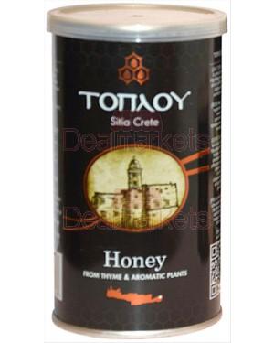 Τόπλου μέλι από θυμάρι μετ. δοχείο 450gr easy open