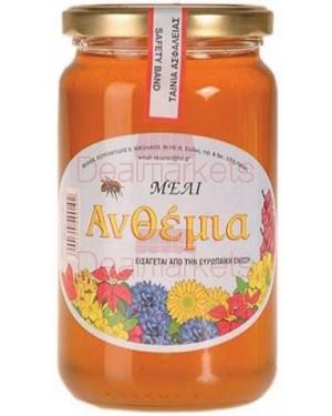 Μελίτα μέλι ανθέων σε βάζο 900gr