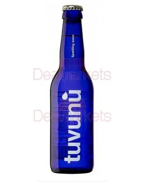 Tuvunu σόδα μπλε φιάλη 330ml επιστρεφόμενη