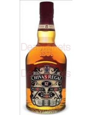 Chivas regal 12 years whisky 700ml
