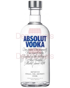 Absolut Vodka 350ml