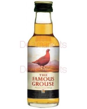 Ουίσκι Famous Grouse 50ml