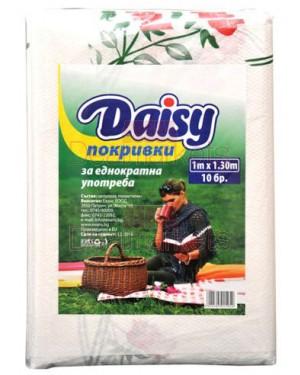 Daisy τραπεζομάντηλα 10 τεμ 1-1.3m