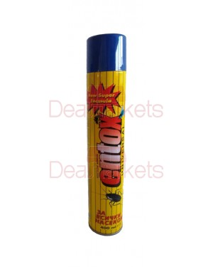 ENTOX εντομοκτόνο spray