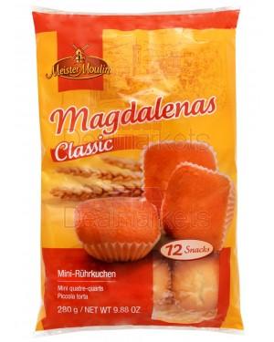 Μάφινς Meister Moulin Magdalenas τεμάχια