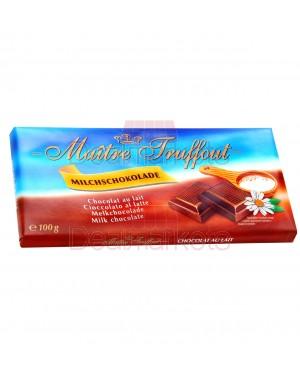Σοκολάτα γάλακτος Maitre Truffout 100gr