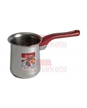 Μπρίκι Kestone Inox red No3 350ml