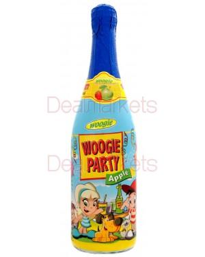 Παιδικό ποτό Woogie χωρίς αλκοόλ με μήλο στα 750ml