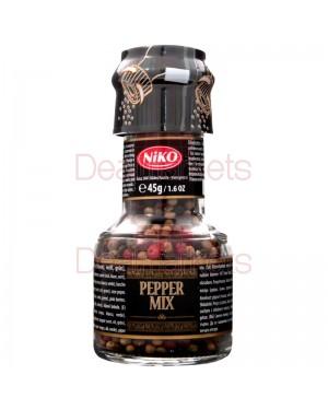 NIKO Μείγμα πιπεριών σε μύλο 45g