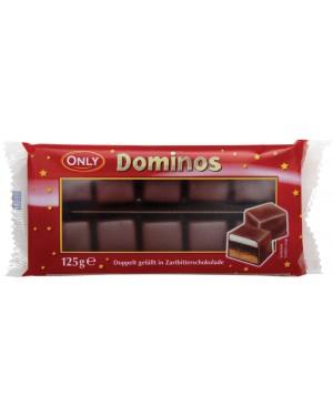 Ntomino Mozart Only με μαύρη σοκολάτα 125gr