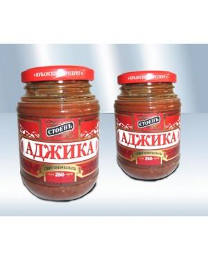 Σάλτσα Adzhika stoev 250gr