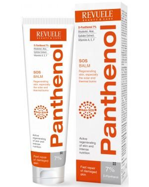 Revuele panthenol κρέμα για ερεθισμένα δέρματα 75ml (με sticker -0,50€)