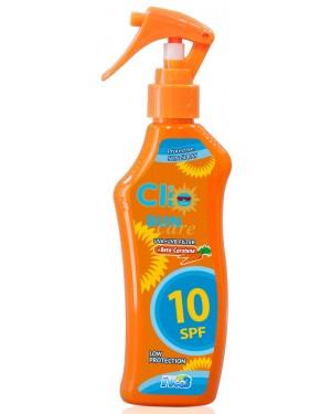 Clio αντιηλιακό γαλάκτωμα σε σπρέι spf10 200ml