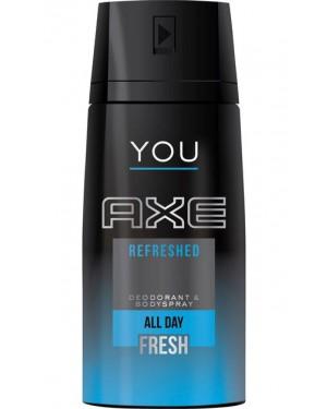 Axe b/spray refreshed 150ml (εις.)