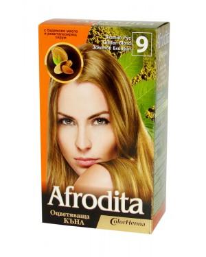 Afrodita henna no9 ξανθό