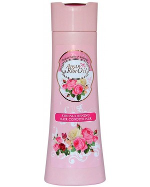 Argan και rose oil conditioner τόνωσης μαλλιών 250ml